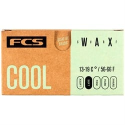 FCS Surf Wax - Cool