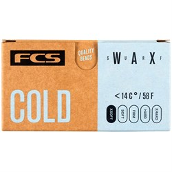 FCS Surf Wax - Cold