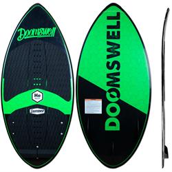 Doomswell Helio Wakesurf Board + Helio Bag + Surf Rope - Kids' 2021