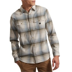 Roark Alpinist Long-Sleeve Flannel Shirt