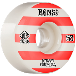 Bones Patterns STF Wide 103a V4 Skateboard Wheels