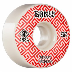 Bones Patterns STF Locks 103a V2 Skateboard Wheels