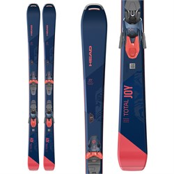 Head Total Joy Skis ​+ Joy 11 GW SLR Bindings - Women's 2021