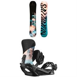 Salomon Oh Yeah Snowboard + Vendetta Snowboard Bindings - Women's 2021