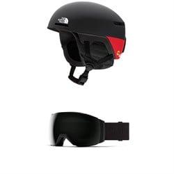 Smith Code MIPS Helmet + I/O MAG XL Goggles