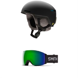 Smith Code MIPS Helmet ​+ I​/O MAG XL Goggles