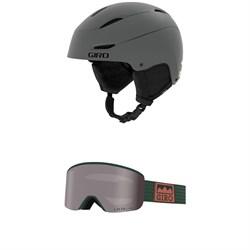 Giro Ratio MIPS Helmet + Axis Goggles