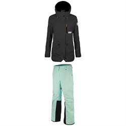Planks Clothing All-Time Insulated Jacket ​+ Pants - Women's