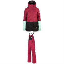 Planks Clothing Huff 'n' Puffa Jacket ​+ Fun-Garees Bibs - Women's