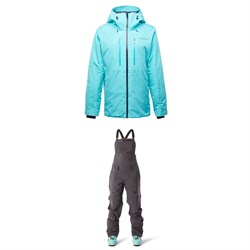 Flylow Avery Jacket ​+ Foxy Bibs - Women's