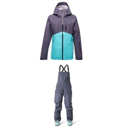 Flylow Billie Coat ​+ Moxie Bibs - Women's
