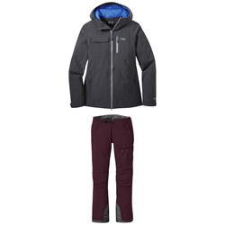 Outdoor Research Blackpowder II Jacket ​+ Pants - Women's