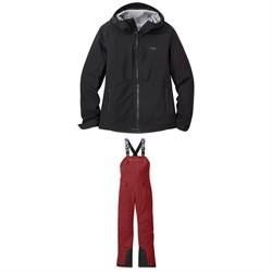 Outdoor Research Carbide Jacket + Bibs - Women's