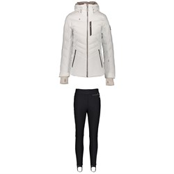 Obermeyer Cosima Down Jacket ​+ Jinks ITB Softshell Pants - Women's