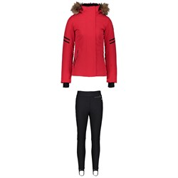 Obermeyer Nadia Jacket ​+ Jinks ITB Softshell Pants - Women's