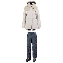Helly Hansen Bluebird Jacket ​+ Switch Cargo Insulated Pants - Women's
