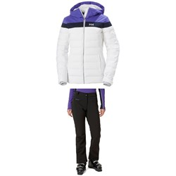 Helly Hansen Imperial Puffy Jacket ​+ Bellissimo 2.0 Pants - Women's