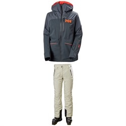 Helly Hansen Powchaser LifaLoft™ Jacket ​+ Legendary Insulated Pants - Women's