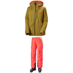 Helly Hansen Powchaser LifaLoft™ Jacket ​+ Switch Cargo Insulated Pants - Women's
