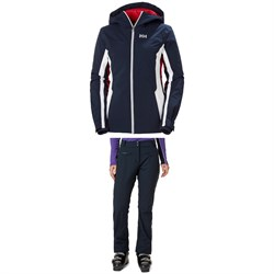 Helly Hansen Majestic Warm Jacket ​+ Bellissimo 2.0 Pants - Women's
