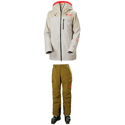 Helly Hansen Whitewall LifaLoft™ Jacket ​+ Switch Cargo Insulated Pants - Women's