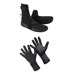 O'Neill 3mm Heat RT Boots ​+ 1.5mm Psycho Tech Gloves
