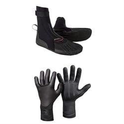 O'Neill 3mm Heat RT Boots + 3mm Psycho Tech Gloves