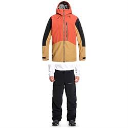 Quiksilver TR Stretch Jacket + Pants