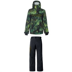 Oakley Black Forest 2.0 Shell 3L Jacket ​+ Pants