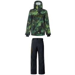 Oakley Black Forest 2.0 Shell 3L Jacket + Pants