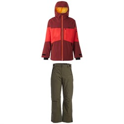 Oakley Cedar Ridge 2.0 Insulated 2L Jacket ​+ Pants