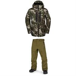 Volcom Stone GORE-TEX Jacket + L GORE-TEX Pants