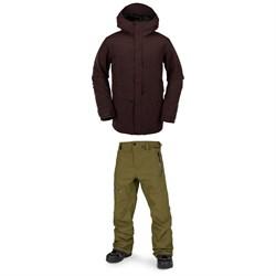 Volcom TDS 2L GORE-TEX Jacket + L GORE-TEX Pants