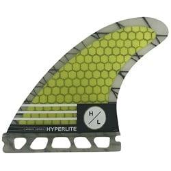 Hyperlite 4.75 Carbon Surf Fin Set