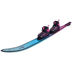 HO Fusion Freeride Waterski ​+ FreeMax Bindings - Women's