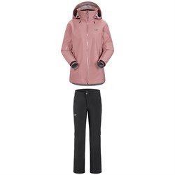 Arc'teryx Ravenna LT Jacket ​+ Ravenna Pants - Women's
