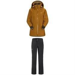 Arc'teryx Ravenna LT Jacket + Ravenna Pants - Women's