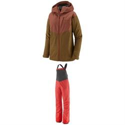 Patagonia Snowdrifter Jacket + Bibs - Women's