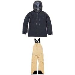 Armada Resolution GORE-TEX 3L Jacket + Highline GORE-TEX 3L Bibs - Women's
