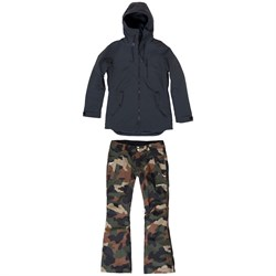 Armada Paternost Insulated Jacket + Lennox Insulated Pants - Women's