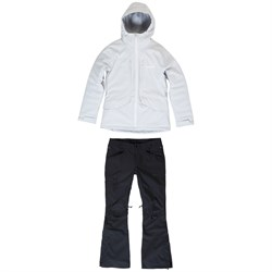 Armada Barrena Insulated Jacket ​+ Whit Pants - Women's