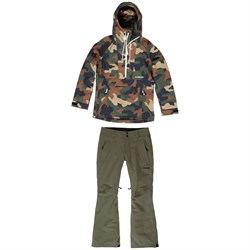 Armada Saint Insulated Anorak ​+ Lennox Insulated Pants - Women's