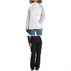 Armada Saint Insulated Anorak + Lennox Insulated Pants - Women's