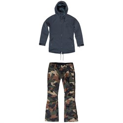 Armada Gypsum Jacket ​+ Lennox Insulated Pants - Women's