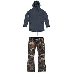Armada Gypsum Jacket + Lennox Insulated Pants - Women's