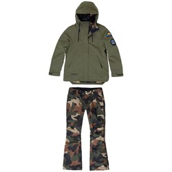 Armada Helena Insulated Jacket + Lennox Insulated Pants - Women's