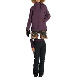 Armada Helena Insulated Jacket ​+ Lennox Insulated Pants - Women's