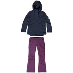 Armada Helena Insulated Jacket ​+ Basa Insulated Pants - Women's