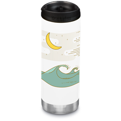 Klean Kanteen 16oz TKWide Insulated Bottle with Cafe Cap