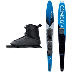 Connelly V Slalom Water Ski + Tempest with RTP Bindings